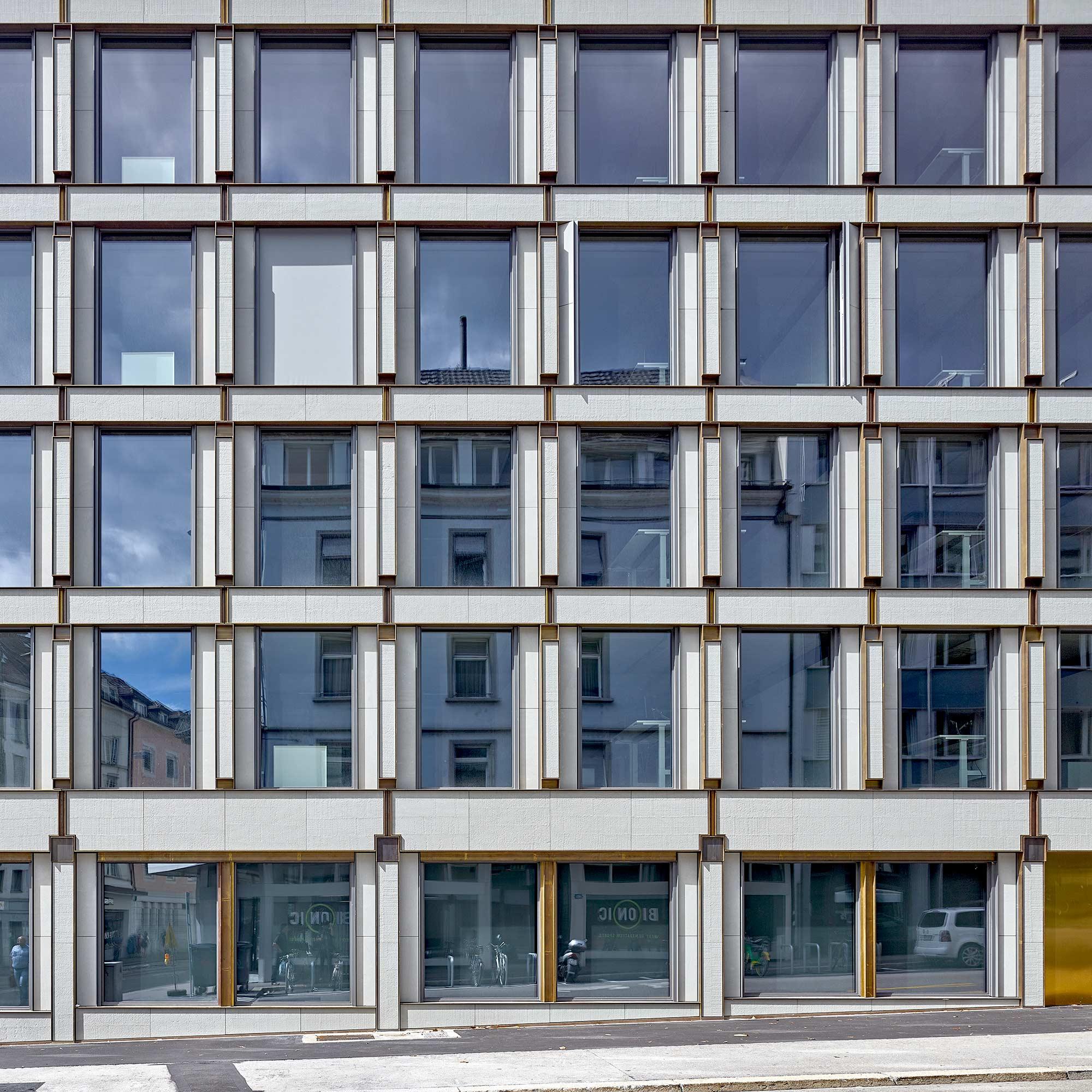 Geschäftshaus Bleicherweg  438/12