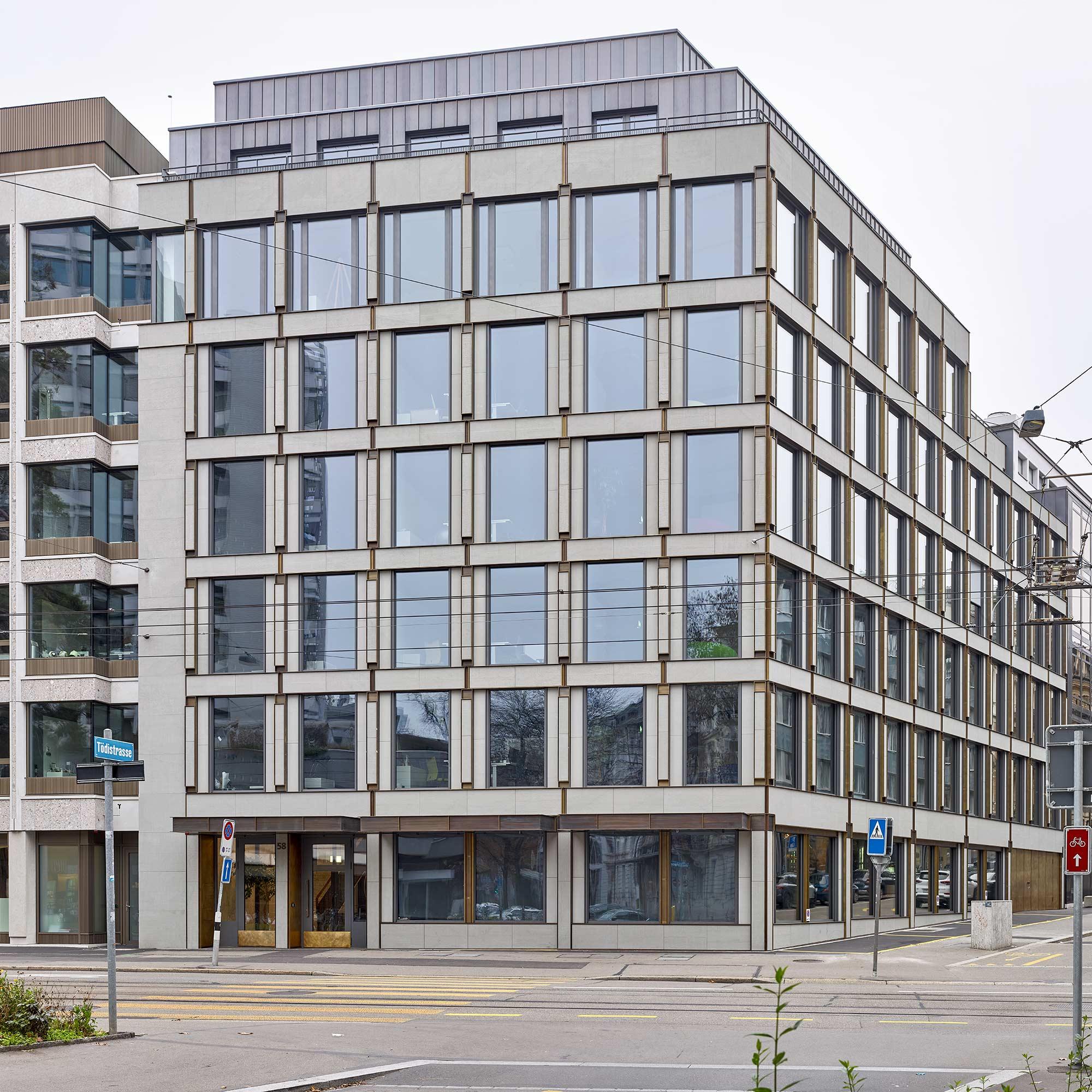 Geschäftshaus Bleicherweg  437/12