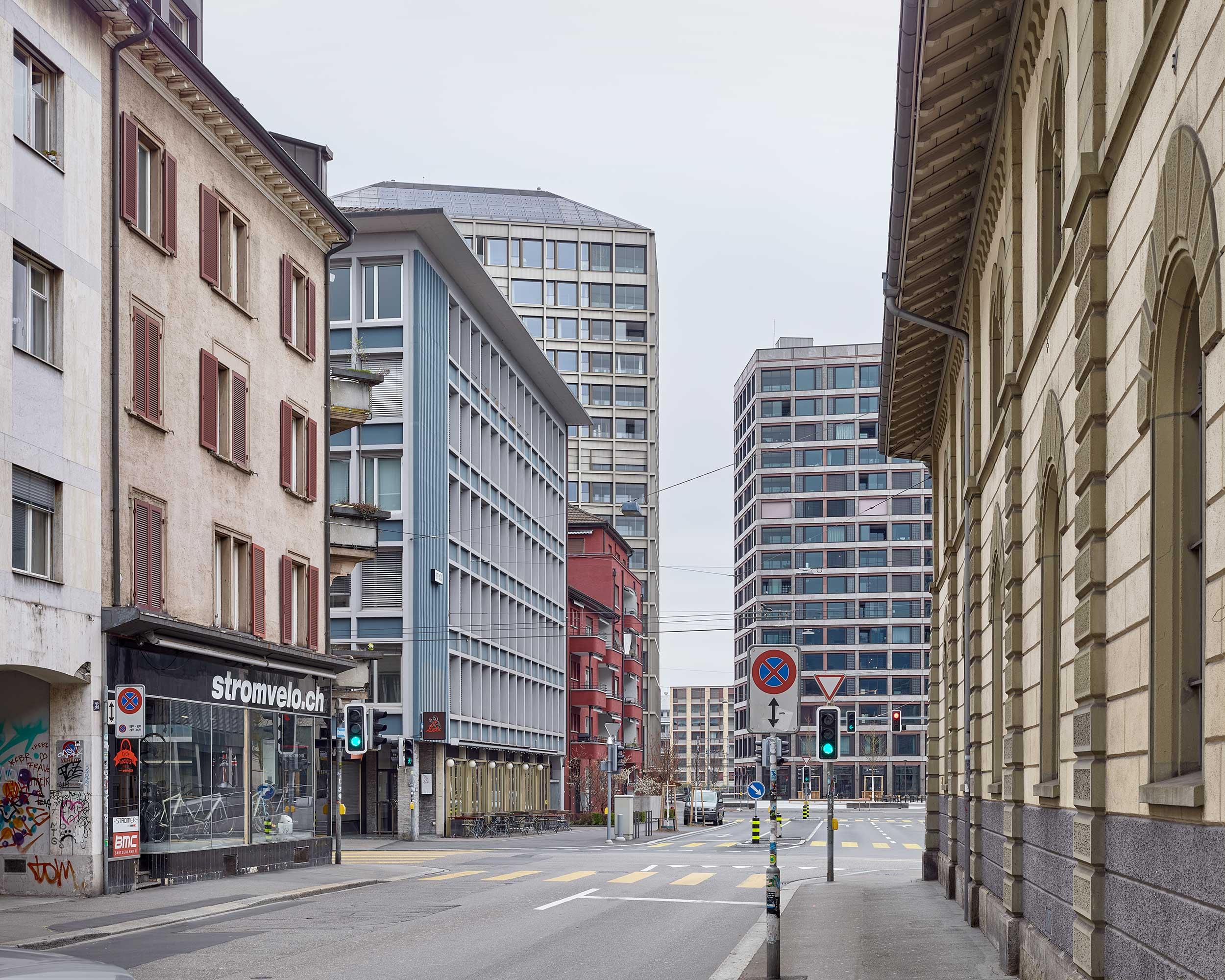 Europaallee Zürich  10/13