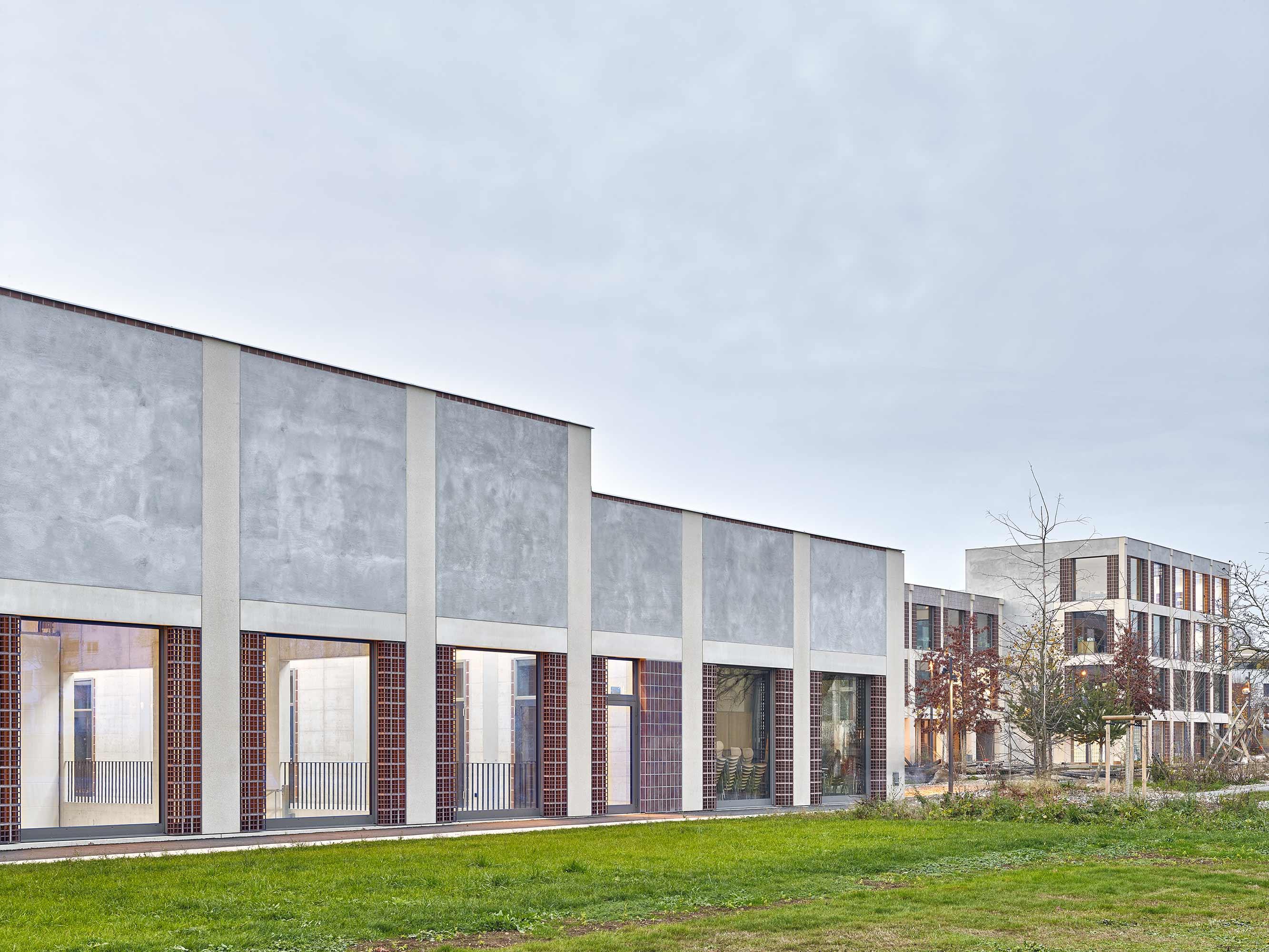 Schulhaus Krämeracker  412/10
