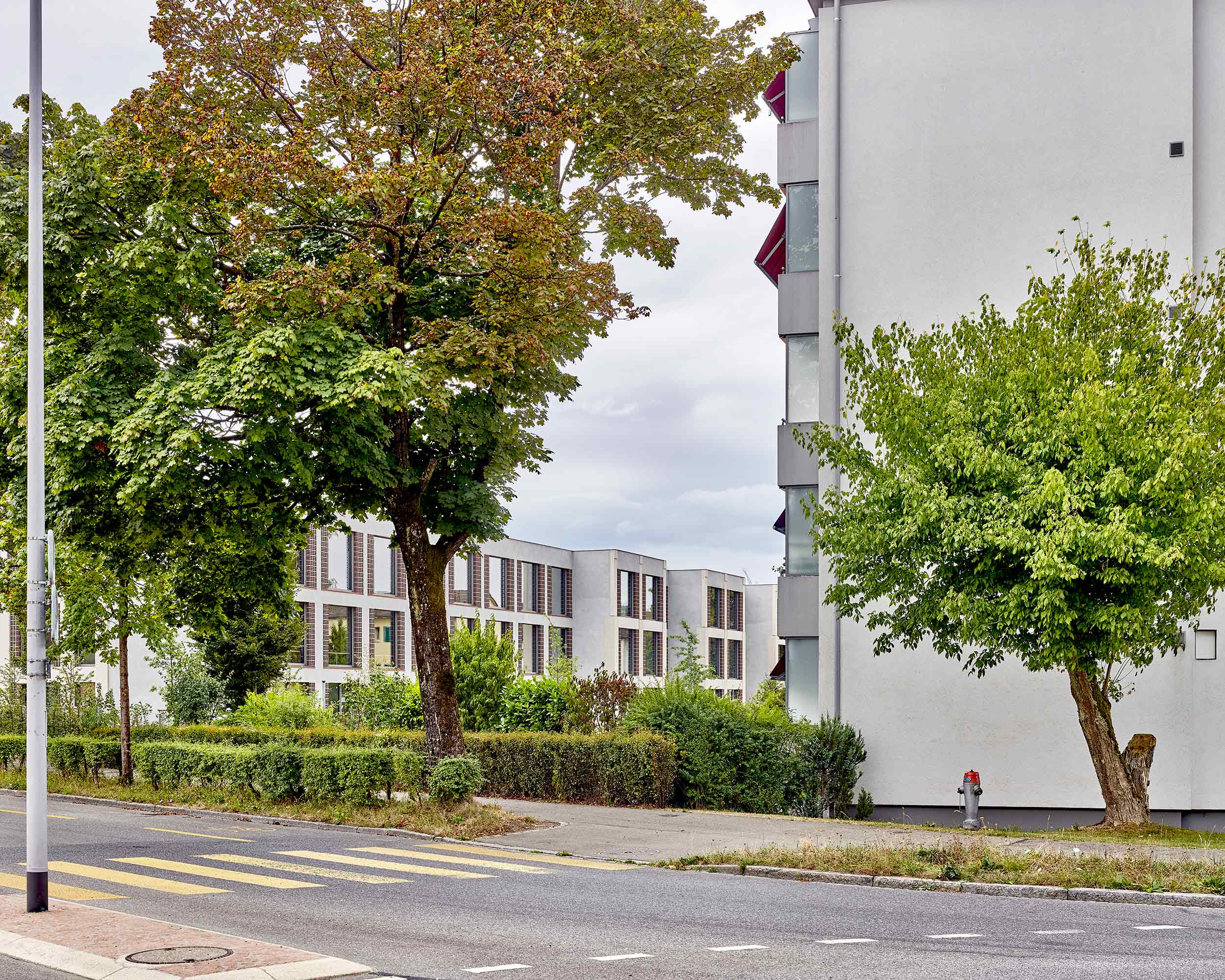 Schulhaus Krämeracker  419/10