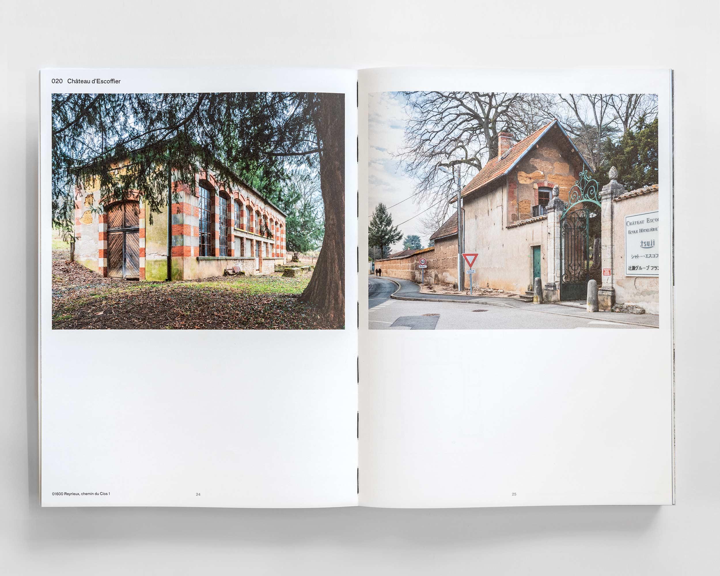 """Photograph des Buches """"Pisé – Stampflehm""""  1/11"""