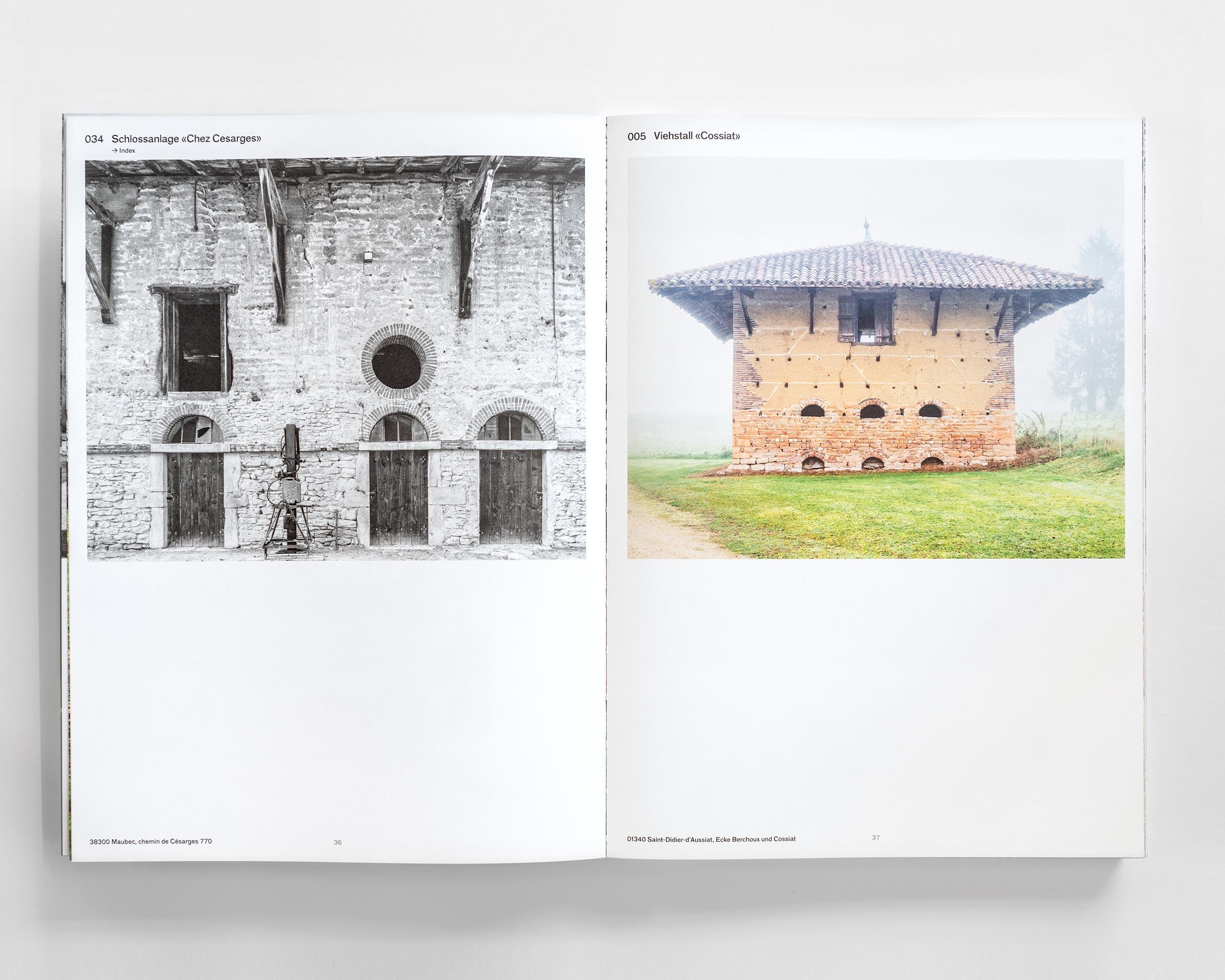 """Photograph des Buches """"Pisé – Stampflehm""""  2/11"""