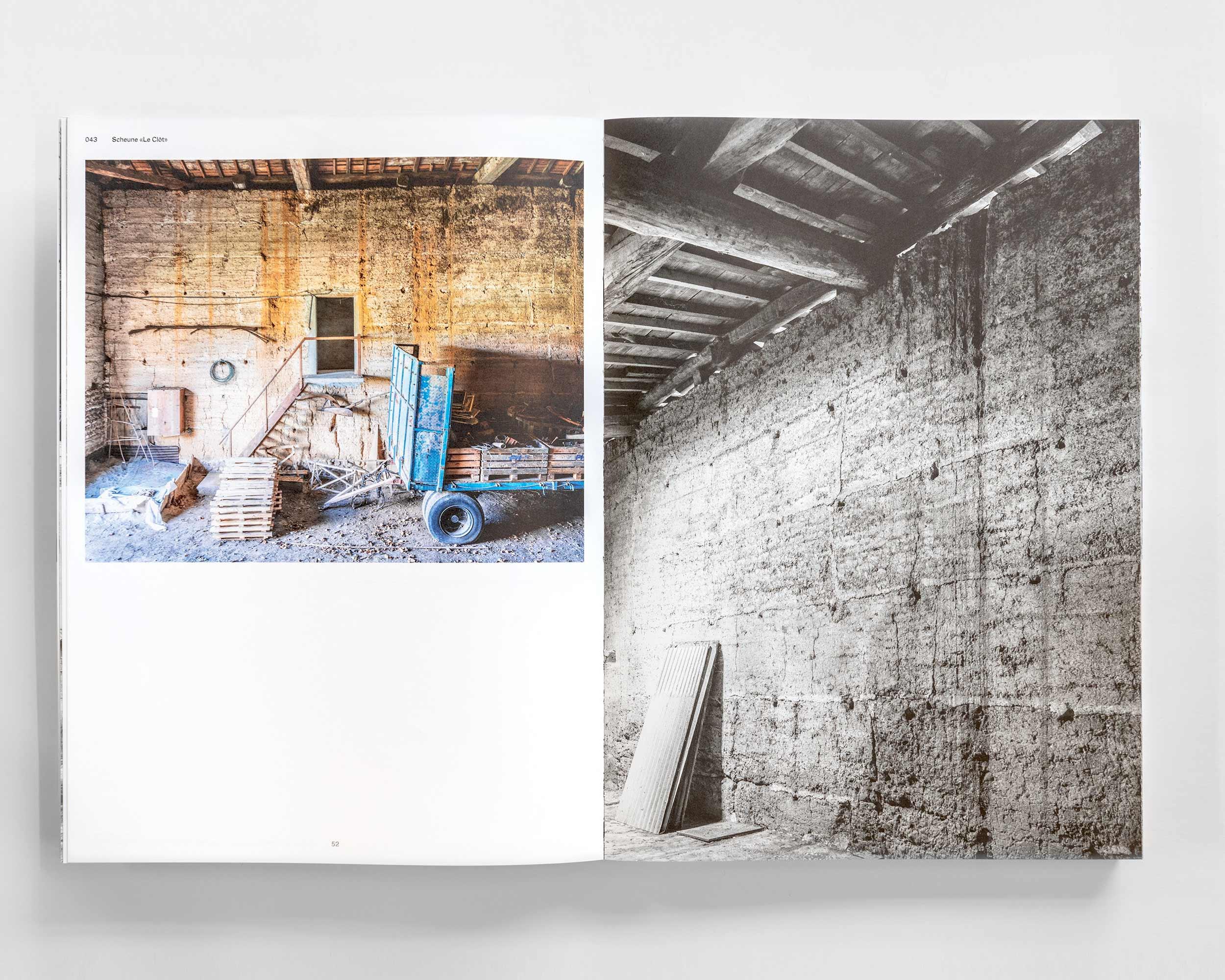 """Photograph des Buches """"Pisé – Stampflehm""""  4/11"""