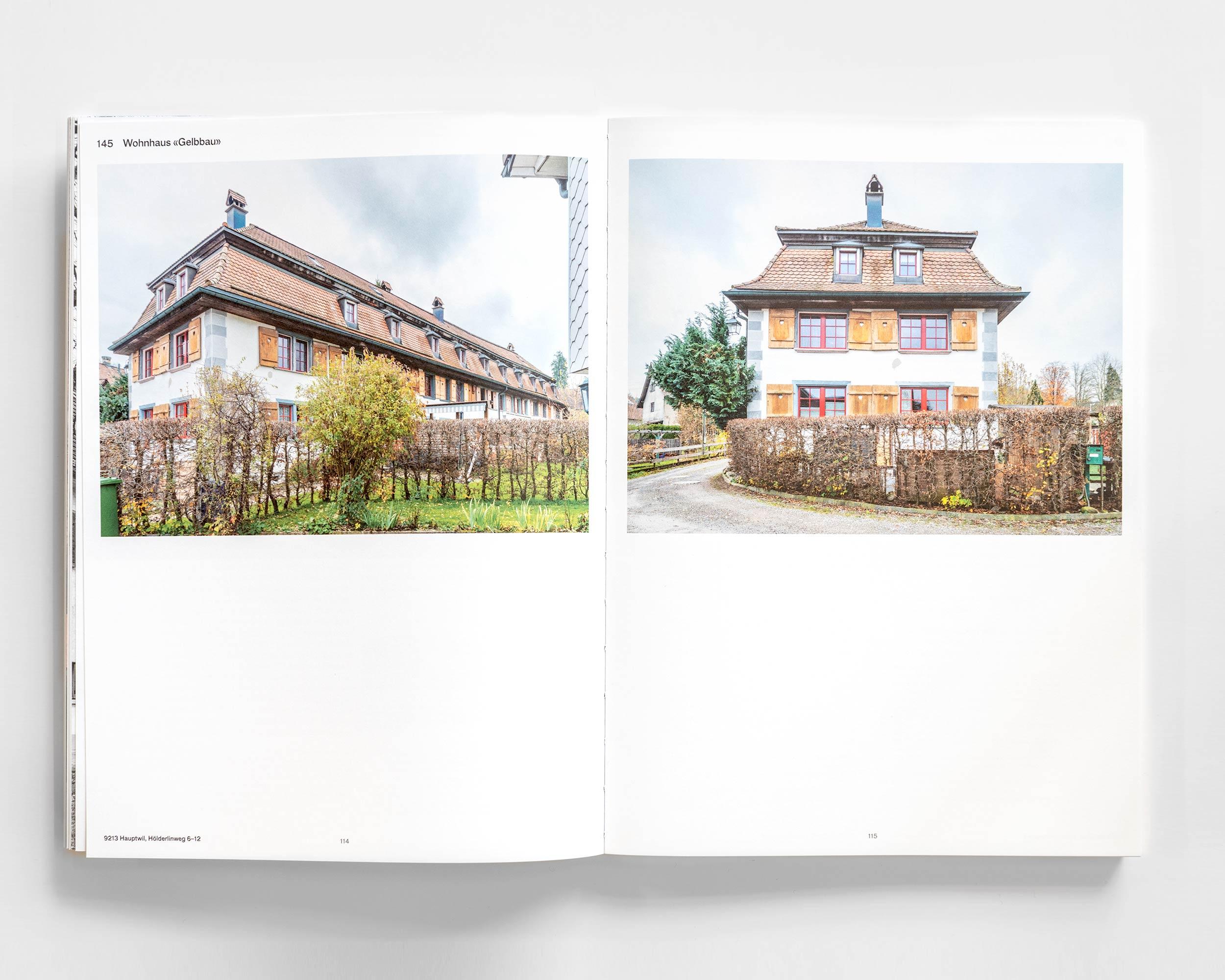 """Photograph des Buches """"Pisé - Stampflehm""""  491/11"""
