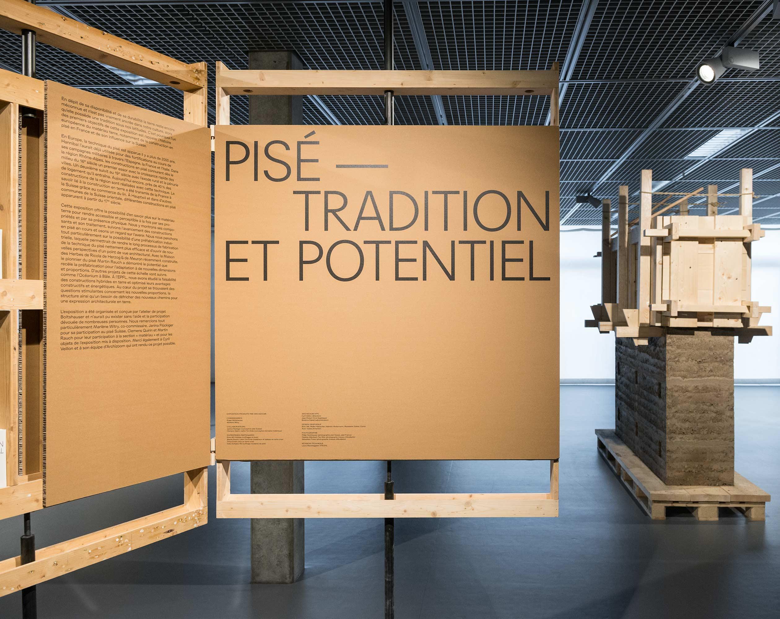 Pisé – Tradition und Potential  279/7