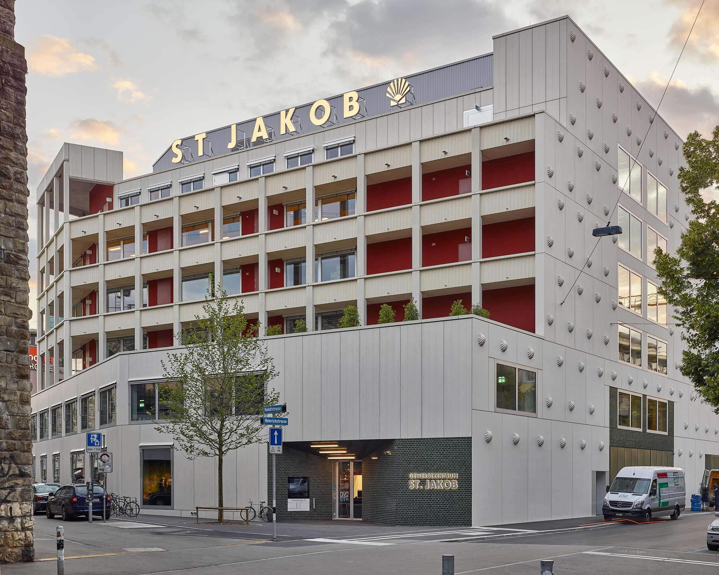 Stiftung St. Jakob  377/12
