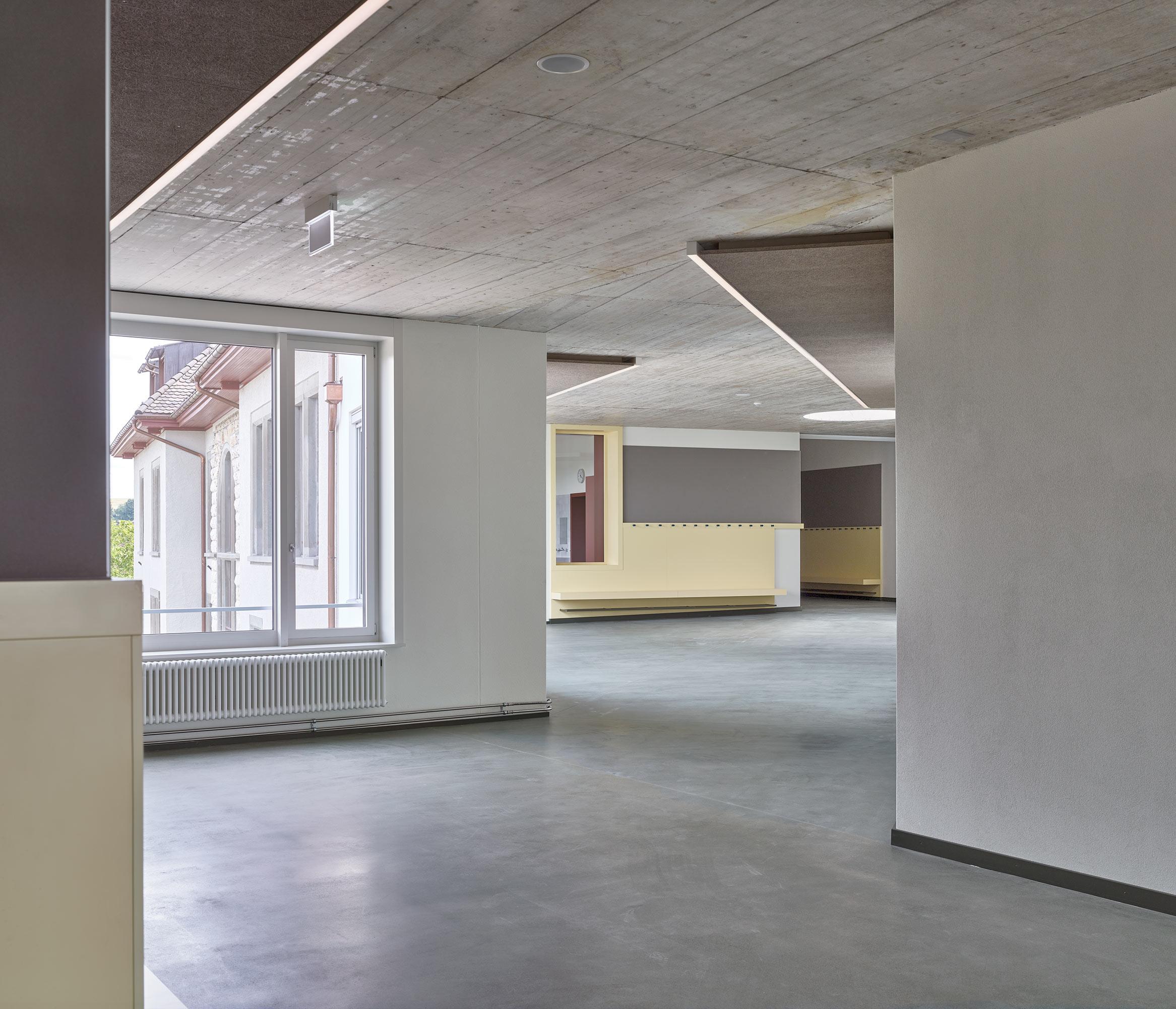 Schulhaus Kirchacker  5/14