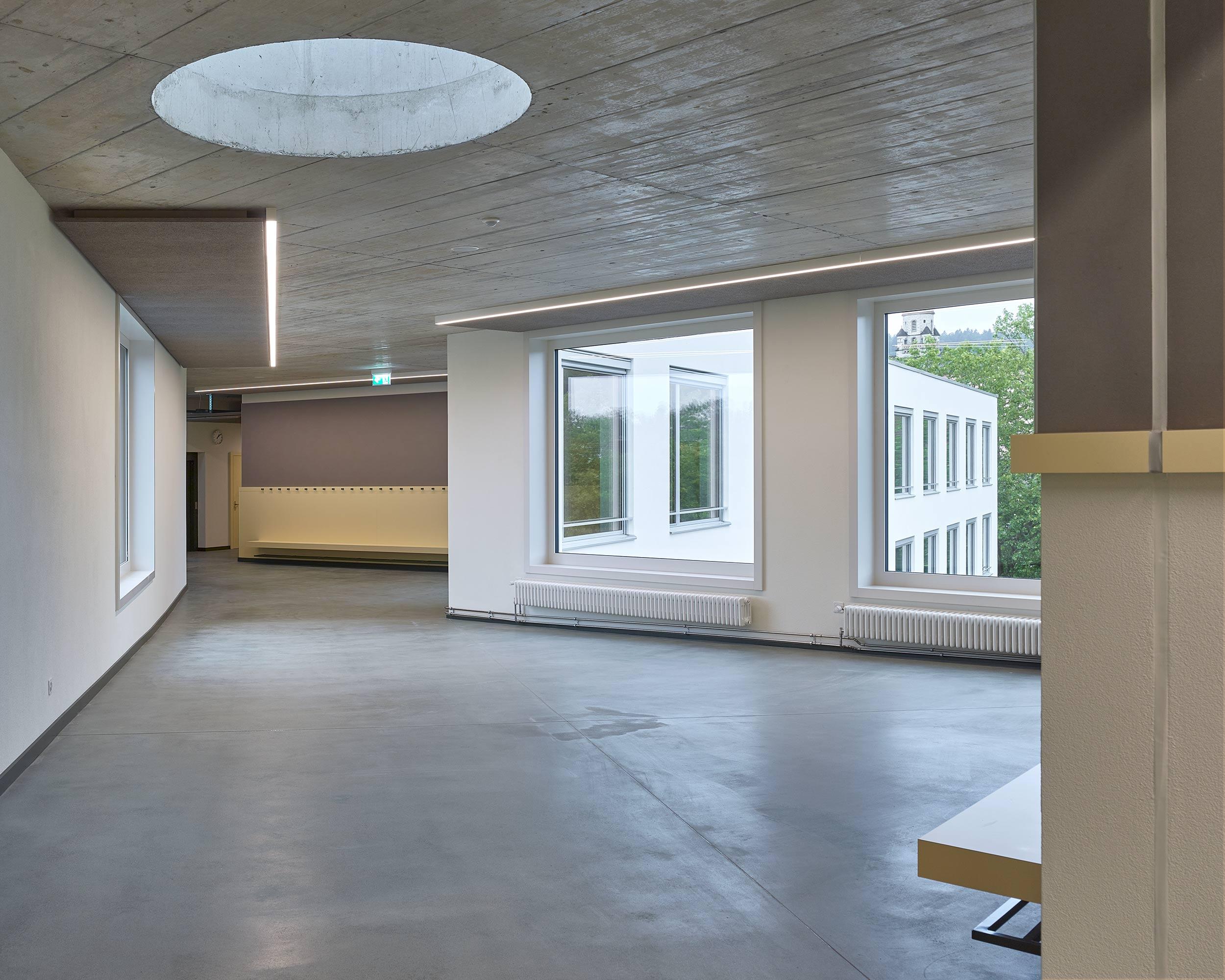 Schulhaus Kirchacker  6/14