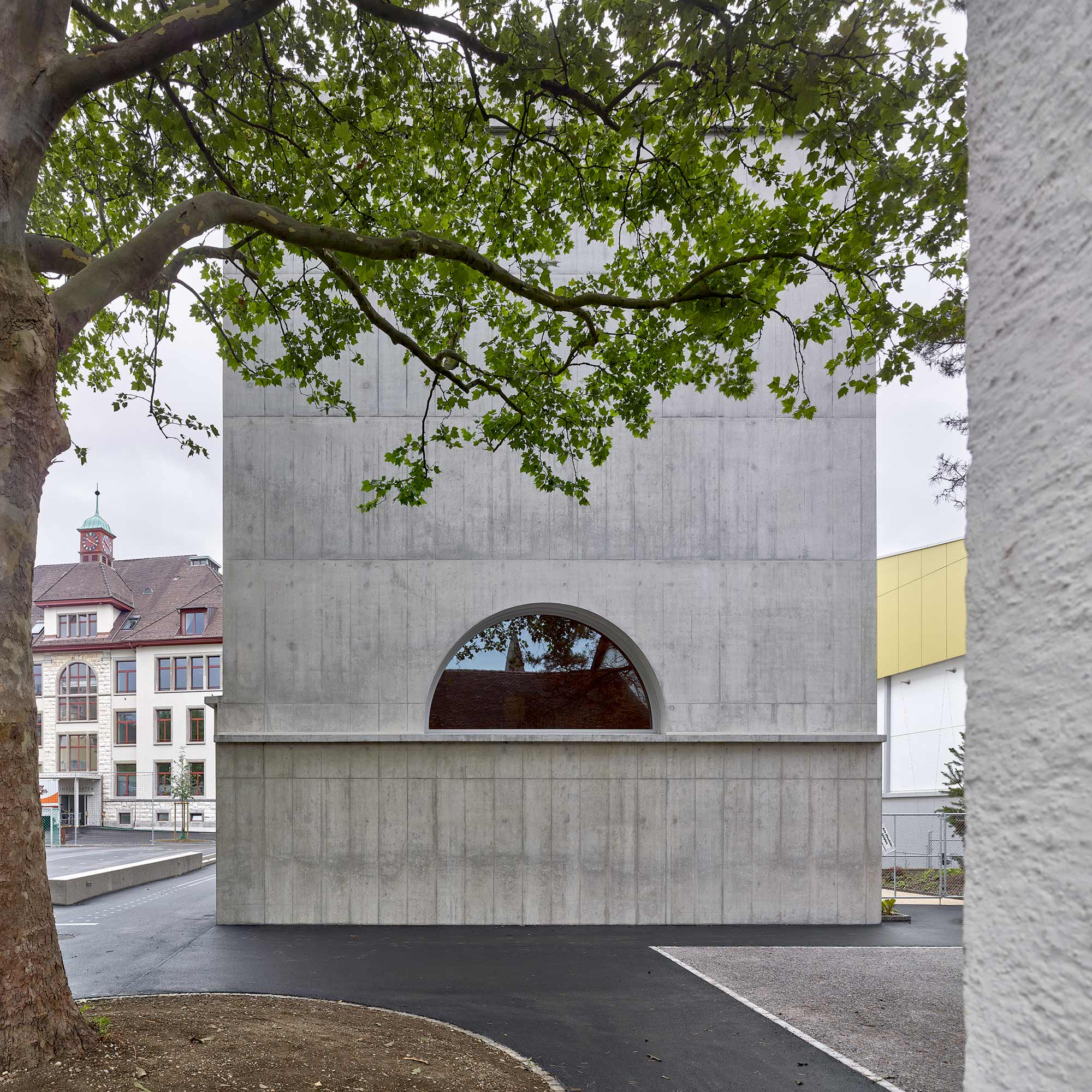 Schulhaus Kirchacker  4/14
