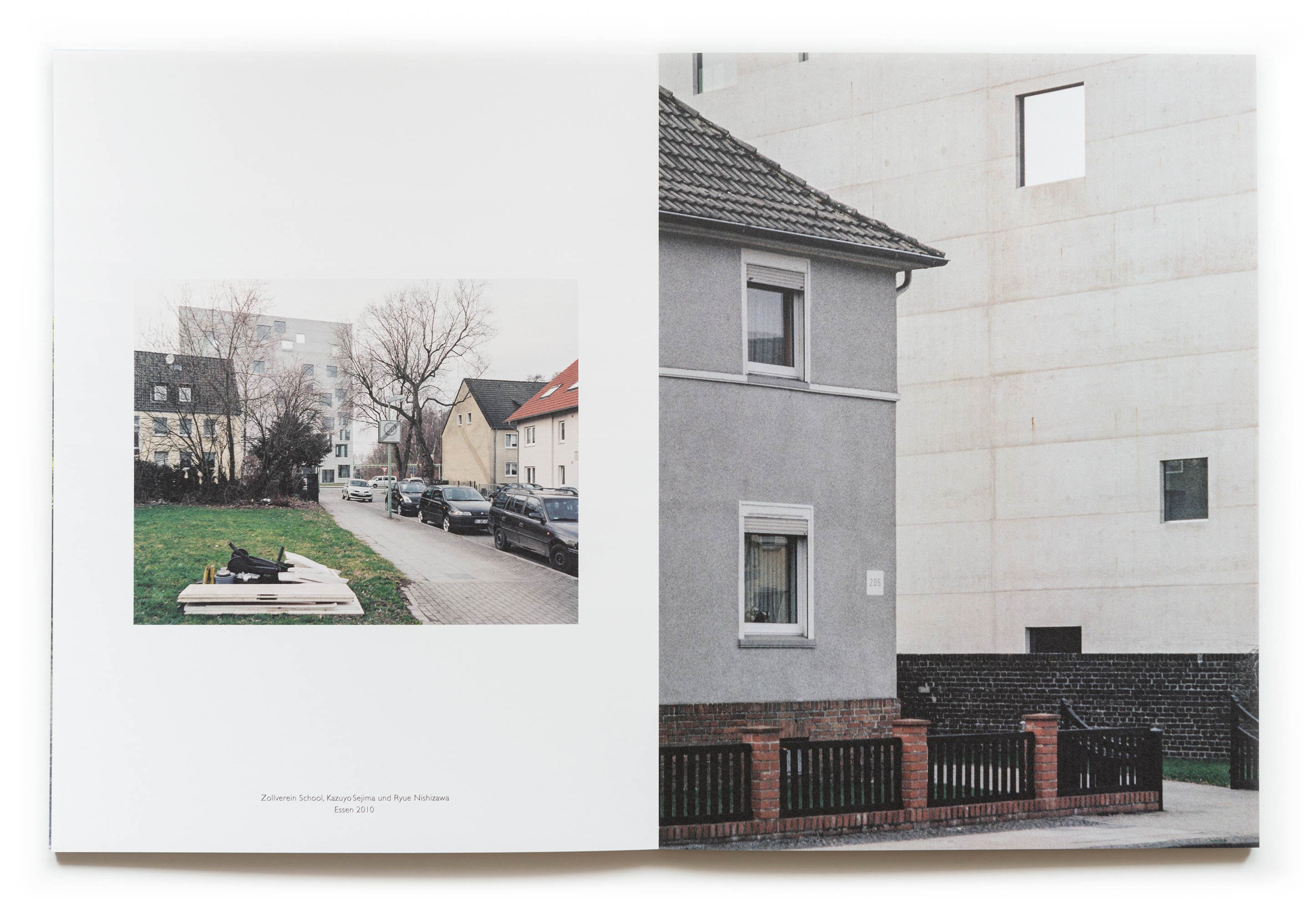 Architektur der Bilder  2/12