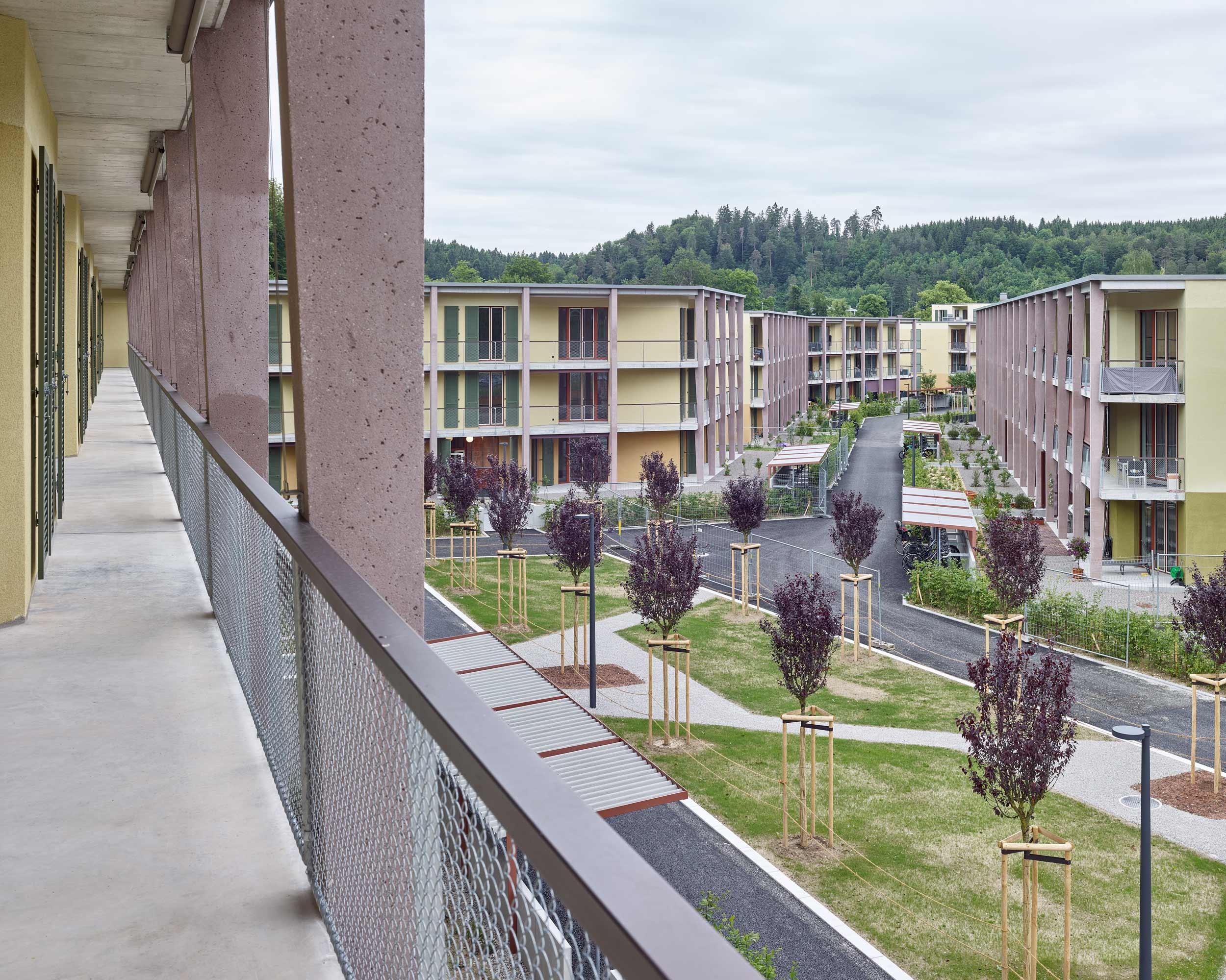 Wohnsiedlung Oberzelg  506/10