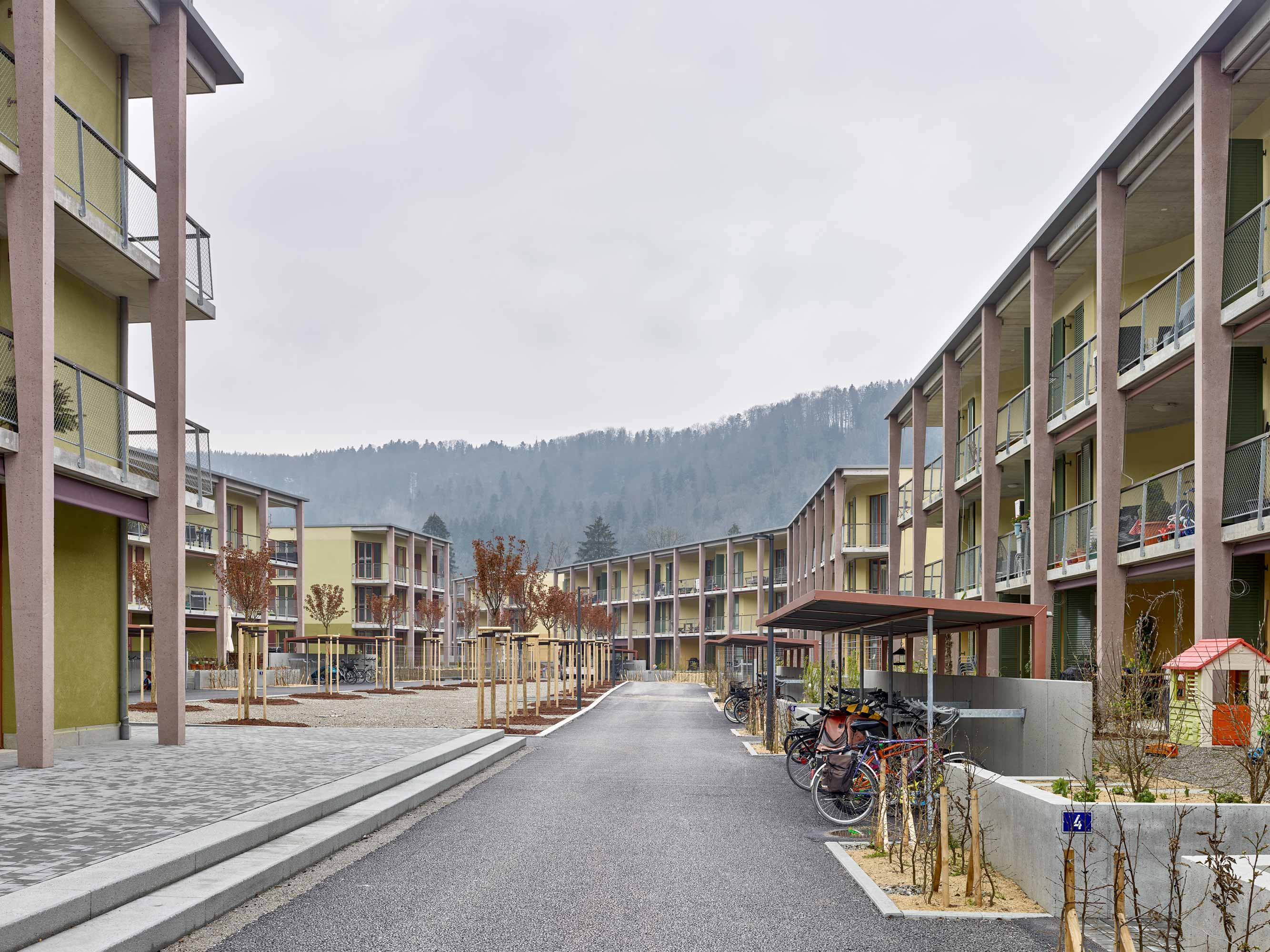 Wohnsiedlung Oberzelg  504/10