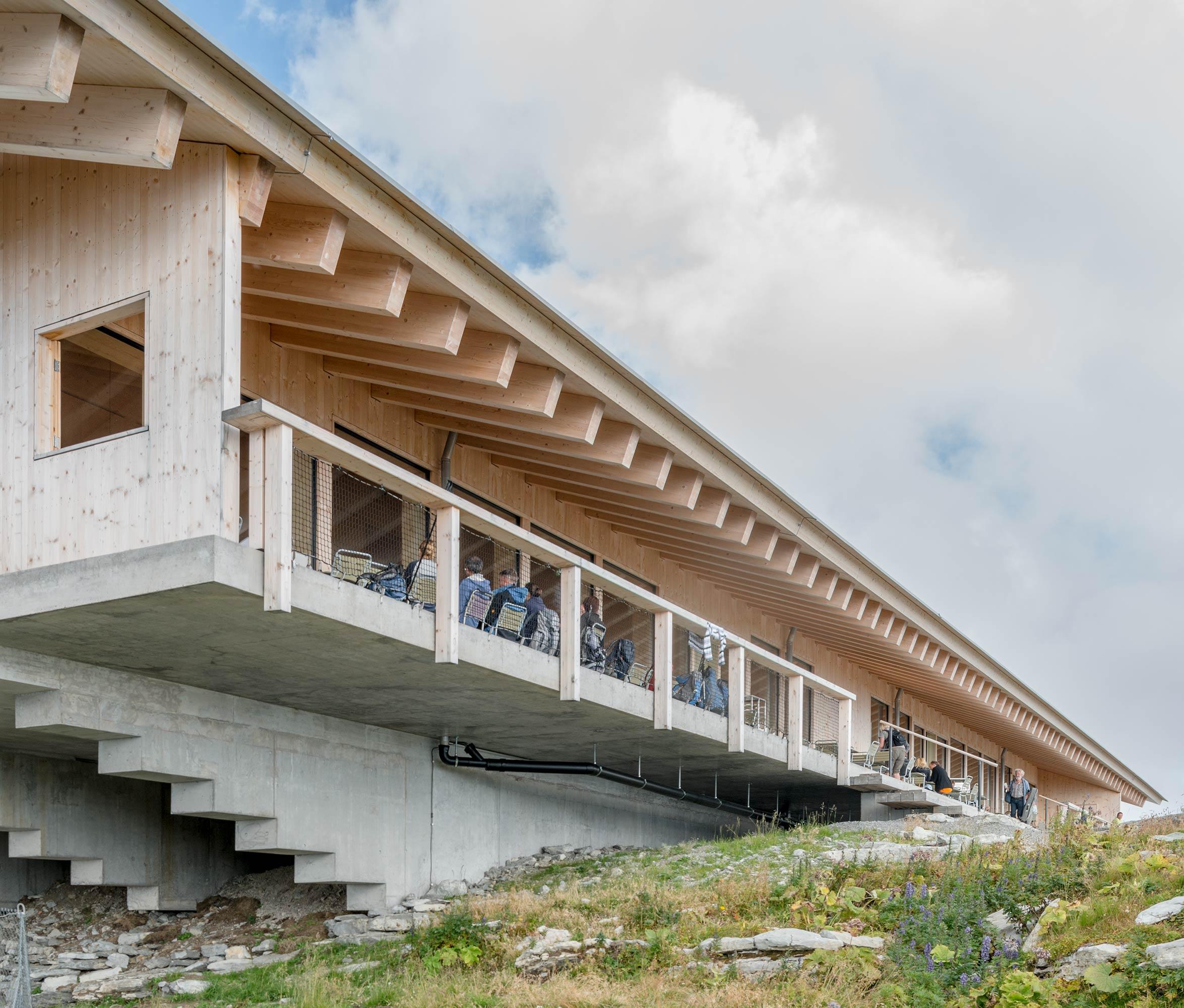 Bergstation Chäserrugg  242/10