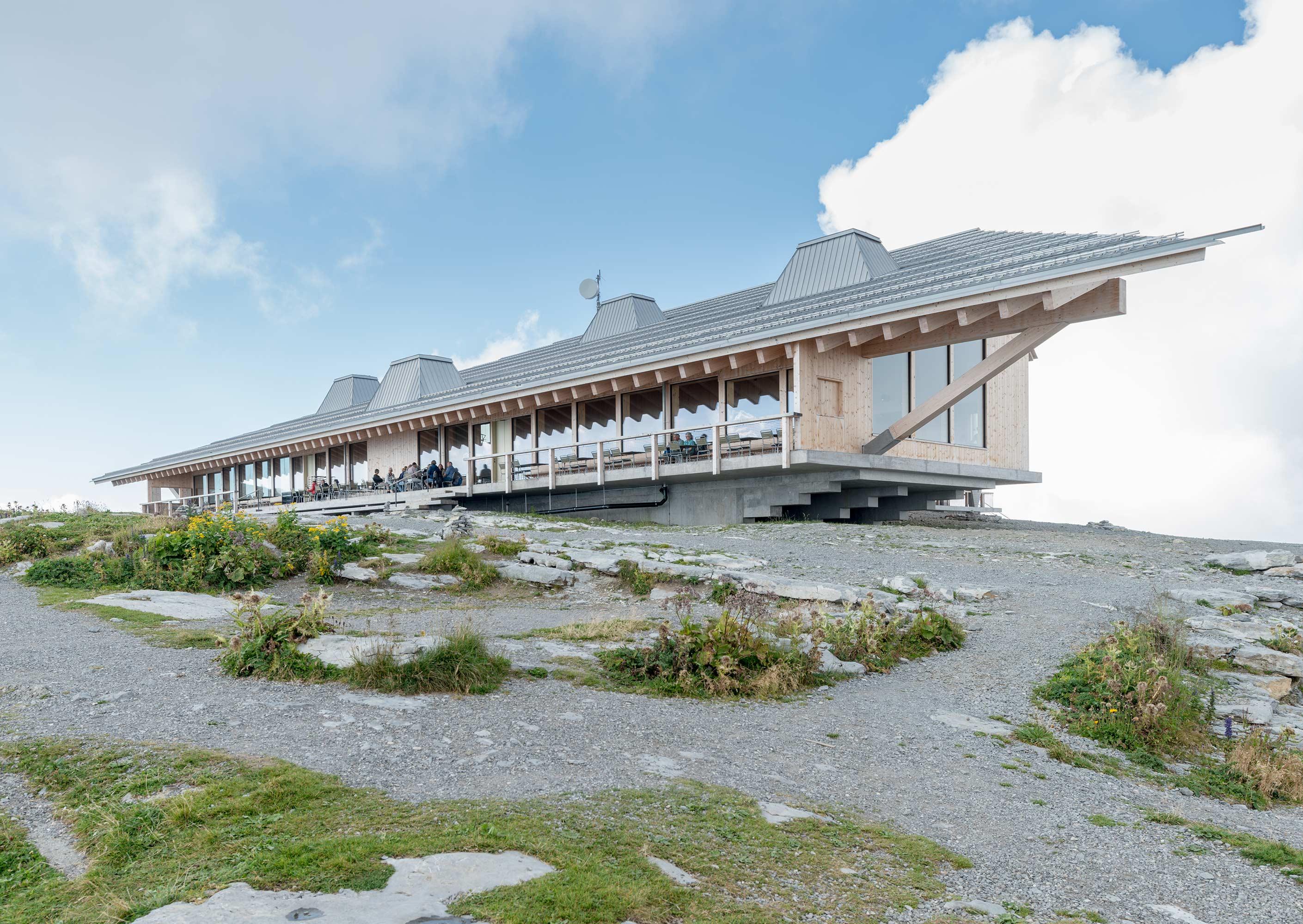 Bergstation Chäserrugg  234/10