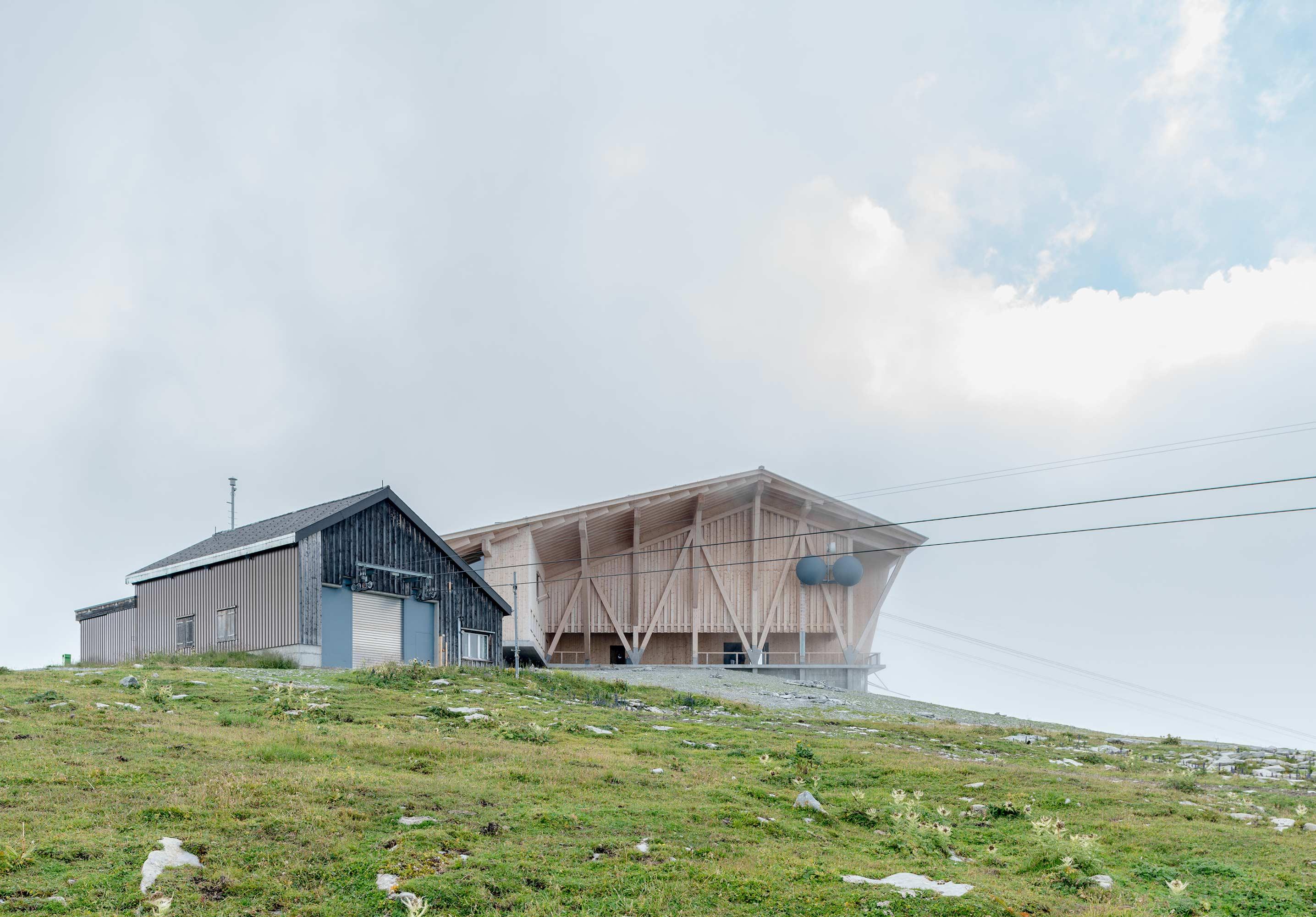 Bergstation Chäserrugg  235/10