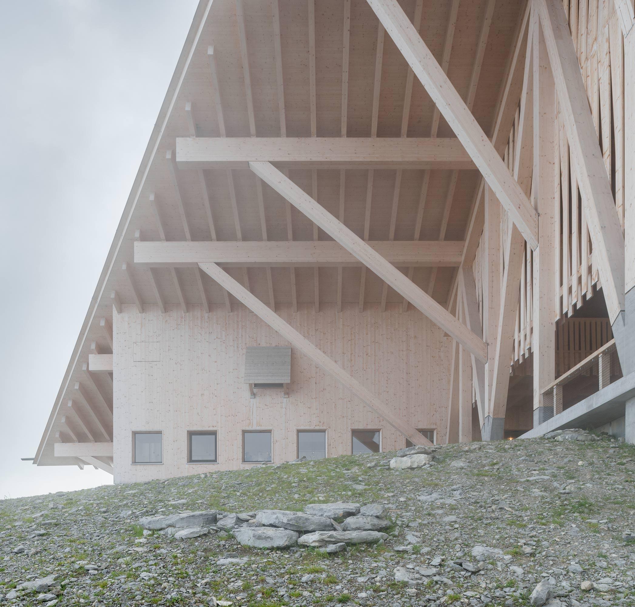Bergstation Chäserrugg  237/10