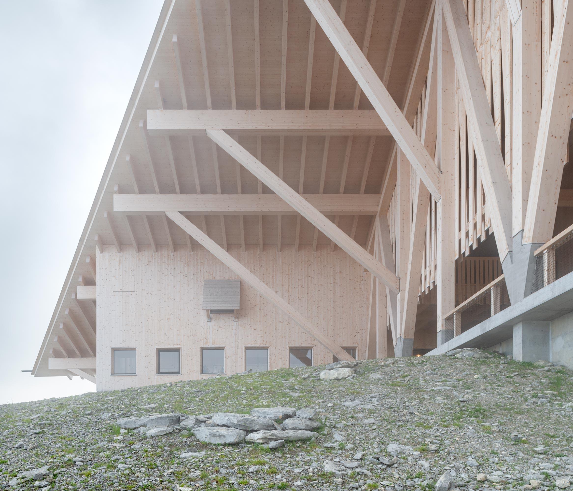 Bergstation Chäserrugg  10/14