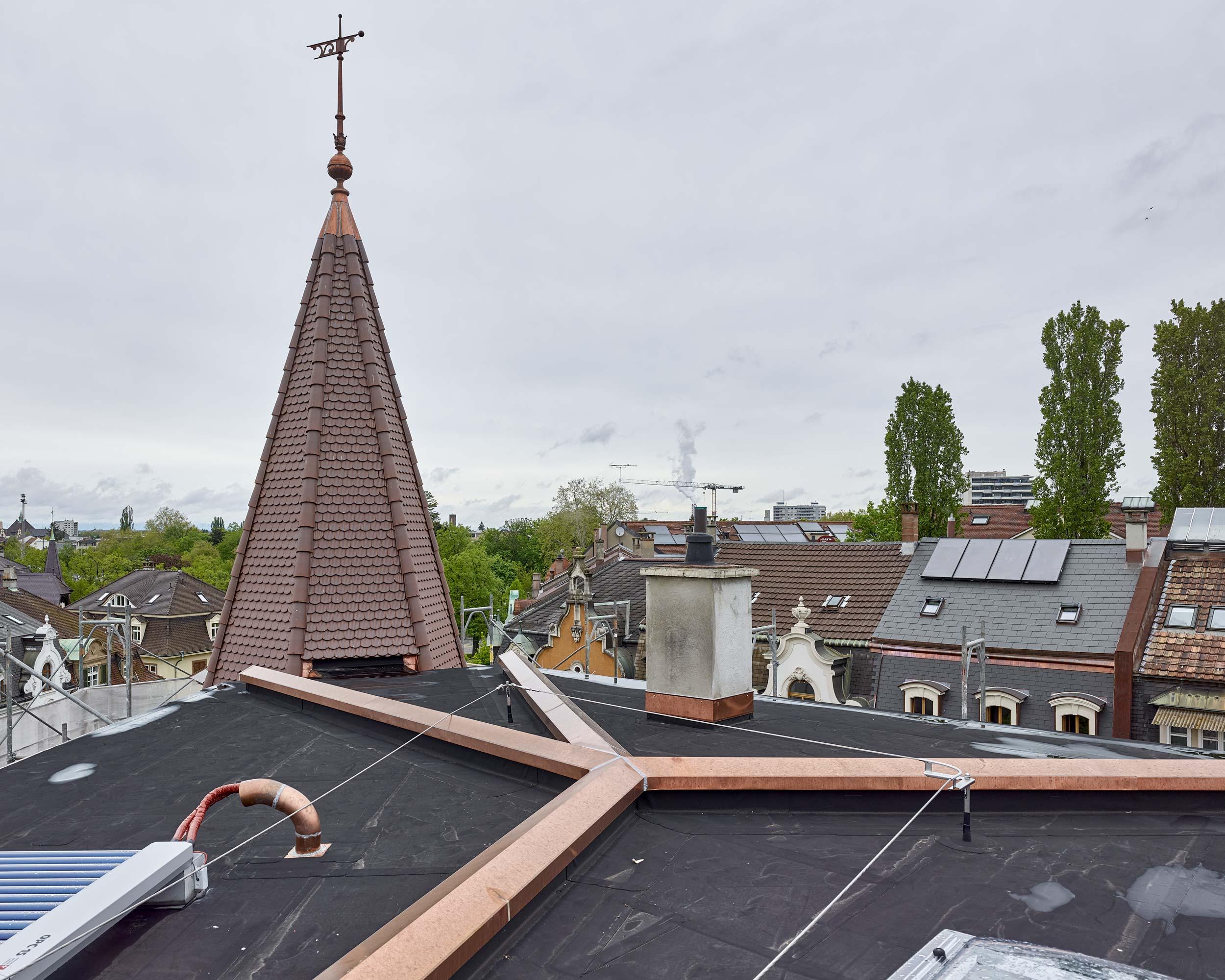Umbau Schweizergasse  518/14